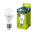 Светодиодная лампа Ergolux LED-A60-12W-E27-3K (тёплый свет)