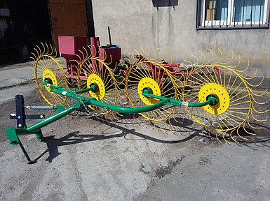 Грабли-ворошилки 5 колесные Польша
