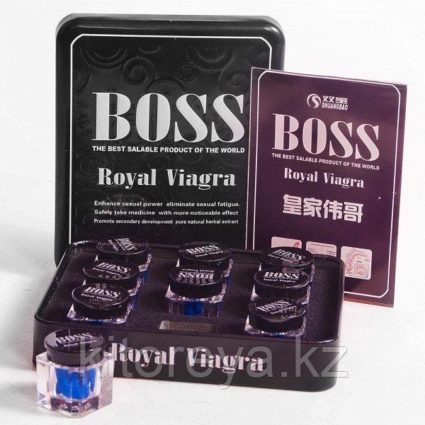 BOSS Royal Виагра королевская ( упаковка 27 табл )