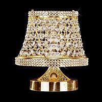 Хрустальная лампа настольная (Preciosa, Чехия)