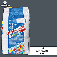 ULTRACOLOR PLUS № 114/5кг. (Антрацит), фото 1