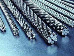 Канат стальной d 15,0 мм ГОСТ 7668-80
