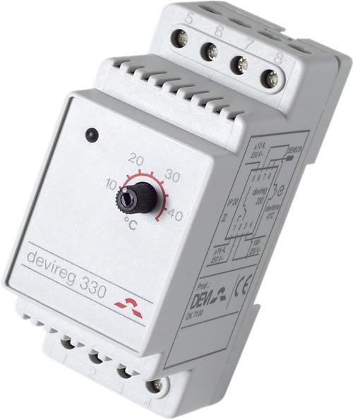 Терморегуляторы для Системы антиобледенения и снеготаяния - фото 3