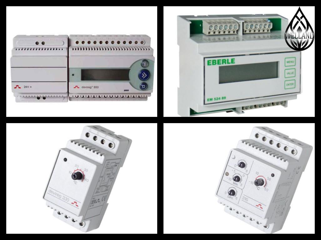 Терморегуляторы для Системы антиобледенения и снеготаяния - фото 1