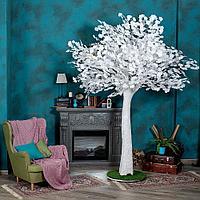 Дерево Гинкго белое искусственное