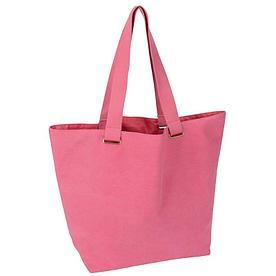 Пляжная сумка Розовый