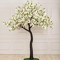 Цветущая яблоня искусственное дерево