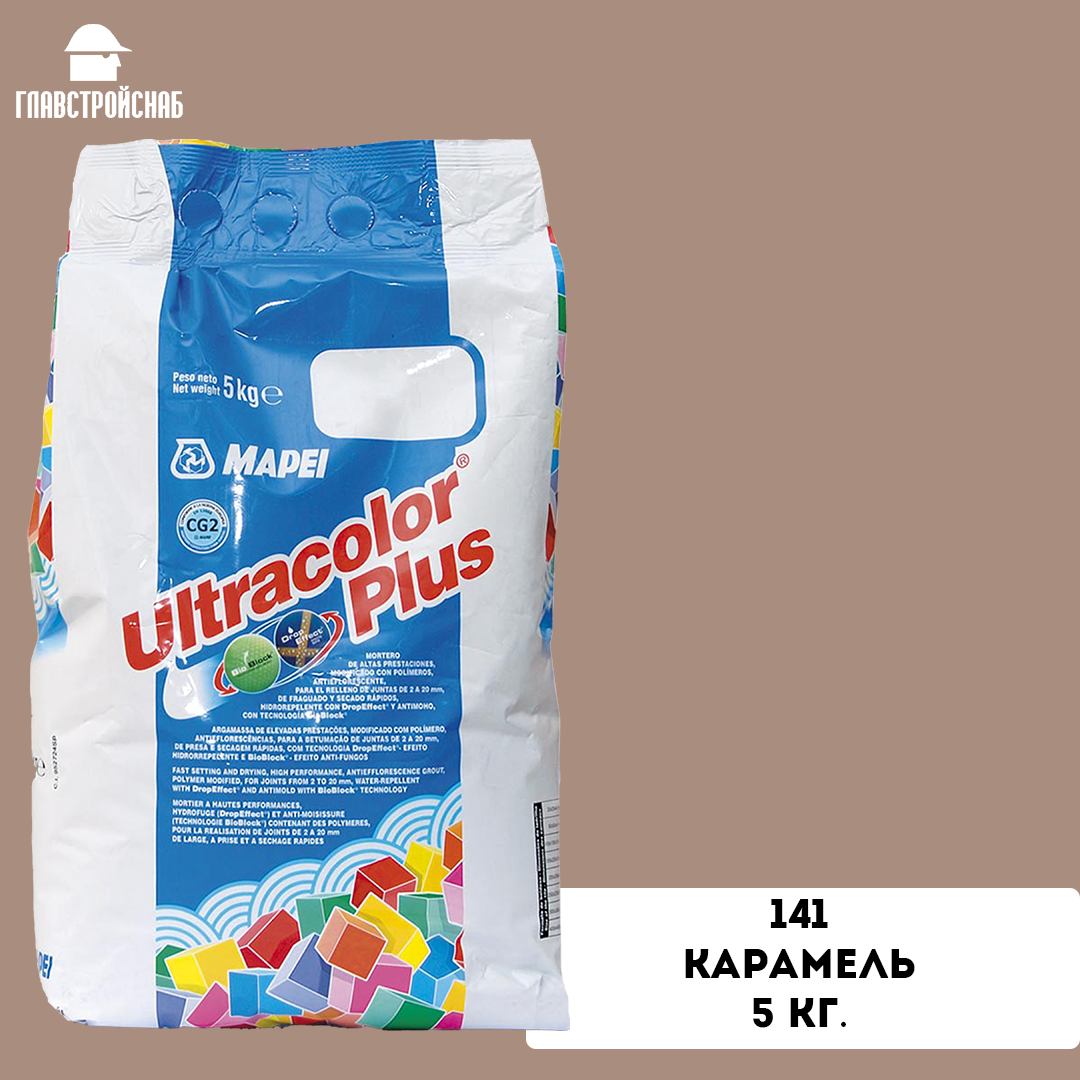 ULTRACOLOR PLUS № 141/5кг. (Карамель)
