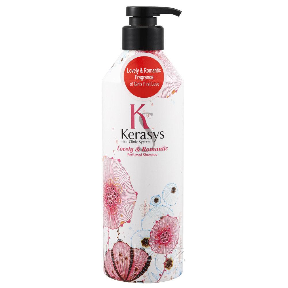 Парфюмированый шампунь Lovely & Romantic Perfumed Shampoo