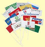 Ленты и флажки с нанесением логотипа, фото 2