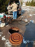 Чистка канализации в Алматы