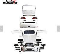 Комплект рестайлинга на Nissan Patrol Y62 2009-19 на 2020 год, фото 1
