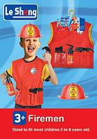 Детский игровой набор пожарного