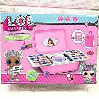 Набор лаков для девочек LQL Suprrise