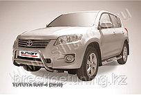 Кенгурятник d57 низкий Toyota RAV4 2010-13