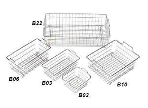 Корзинка В02 для ультразвуковой ванны 1,8 л