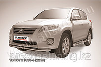 Защита переднего бампера d57 Toyota RAV4 2010-13