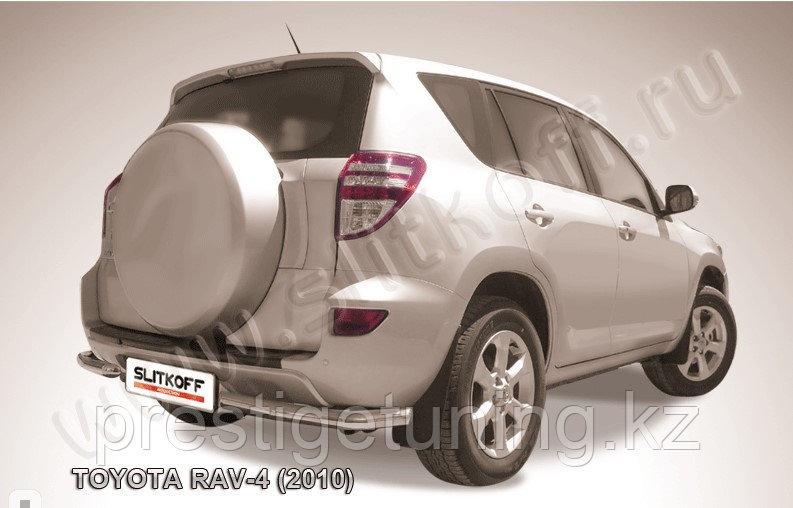 Уголки d57 на Toyota RAV4 2010-13