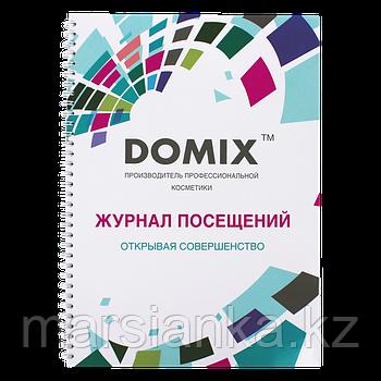 Журнал записи клиентов Domix