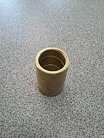 Втулка шатуна (бронза) 557-1.03.01.002