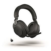 Беспроводная гарнитура Jabra Evolve2 85, Link380c MS Stereo Black (28599-999-899), фото 1