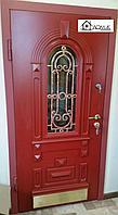 Двери с ковкой на заказ
