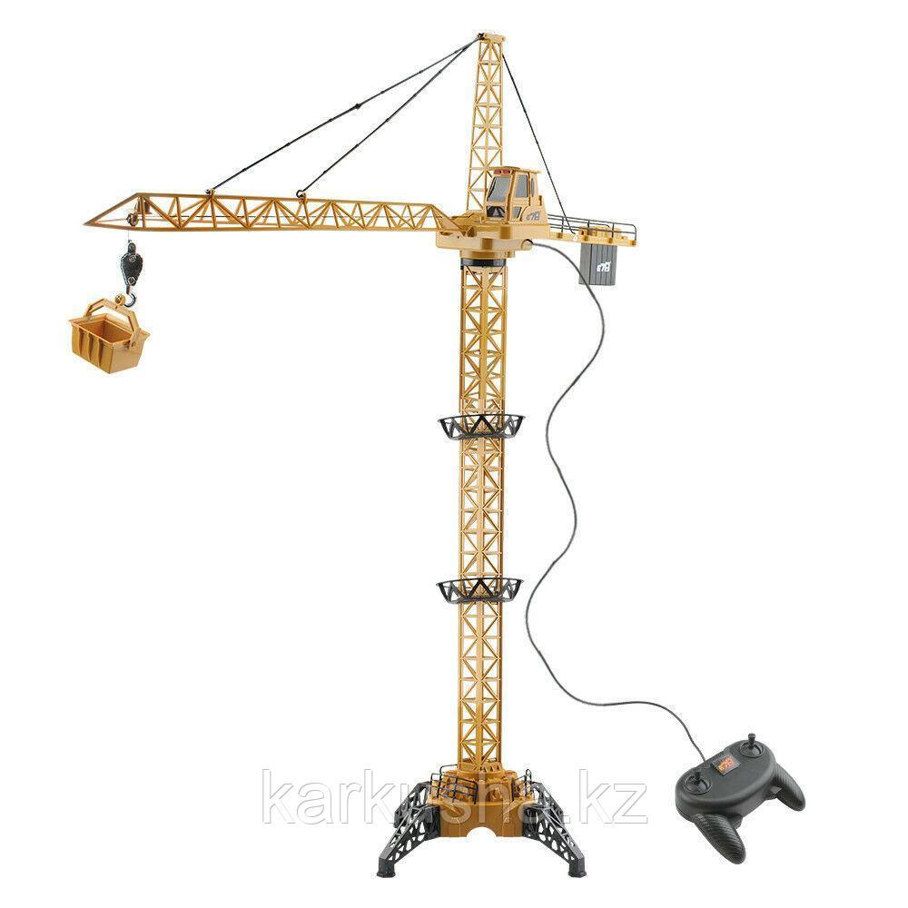Радиоуправляемый кран