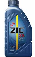 Моторное масло ZIC 5w30 1литр