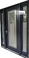 Двери со стеклом на заказ
