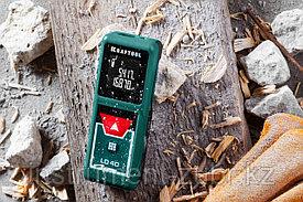 """Дальномер """"LD-40"""" лазерный, дальность 5см - 40м, точность 1,5 мм, KRAFTOOL"""