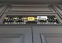 Железные двери двухстворчатые на заказ