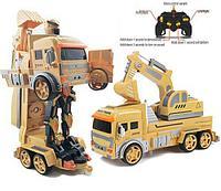 Радиоуправляемый трансформер грузовик
