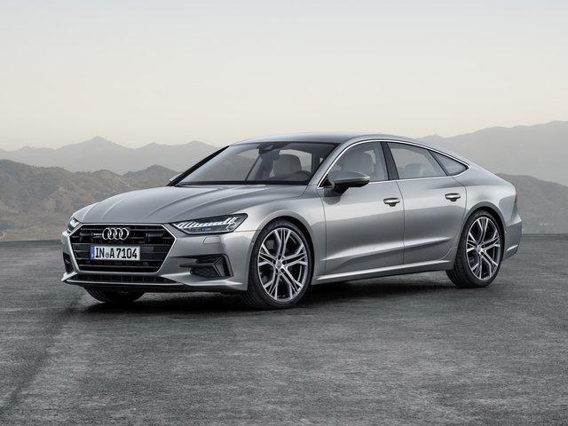 Audi A7 4K 2018+