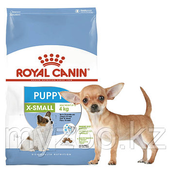 Royal Canin XSMALL PUPPY, 1.5 kg Корм для щенков мелких пород до 4 кг
