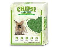 Наполнитель Chipsi CareFresh Forest Green, для птиц и мелких домашних животных, бумажная основа - 5л