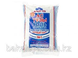Соль Асылтуз йодированная 1 кг
