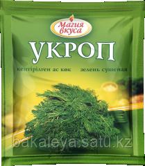 Укроп сушеная зелень 7 гр