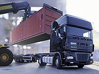 Перевозка контейнеров 20 и 40 футовых
