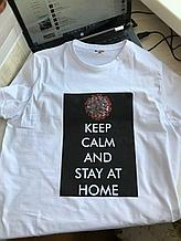 Термотрансферная печать на футболках и толстовках