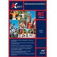 Фотобумага XPERT Глянцевая микропористая Waterproof  A5/50/260г  BG260G-A5 (48)