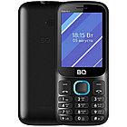 Мобильный телефон BQ-2820 Step Black + Blue