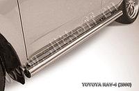 Защита порогов d76 труба RAV4 2006-08