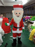 Ростовая Кукла Санта Клаус