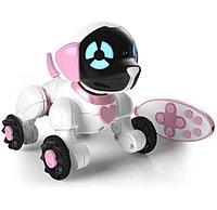 Интерактивный Робот щенок Чиппо WowWee белый, фото 1