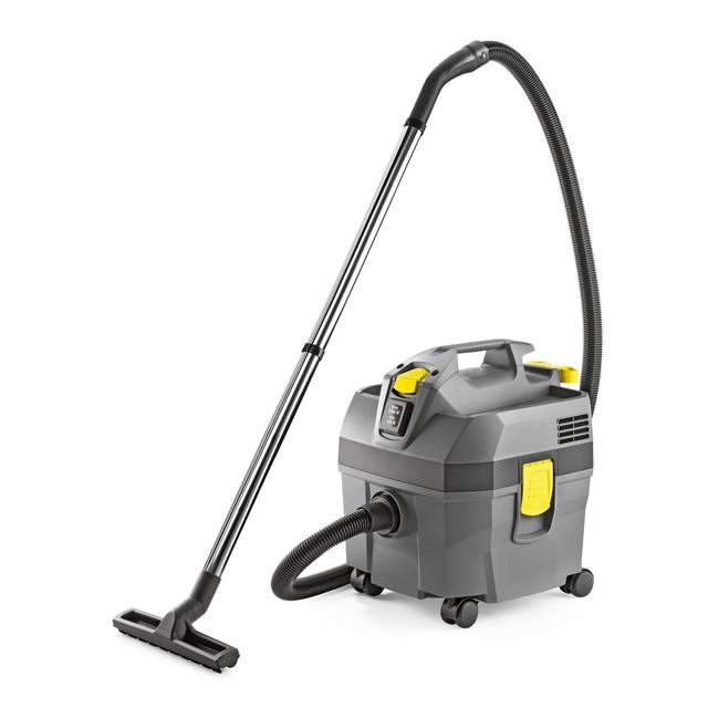 Пылесосы для сухой и влажной уборки с плоским складчатым фильтром
