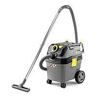 Пылесос для сухой и влажной уборки с плоским складчатым фильтром Karcher NT 30/1 Ap L