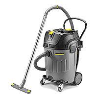 Пылесос для сухой и влажной уборки с плоским складчатым фильтром Karcher NT 65/2 Ар