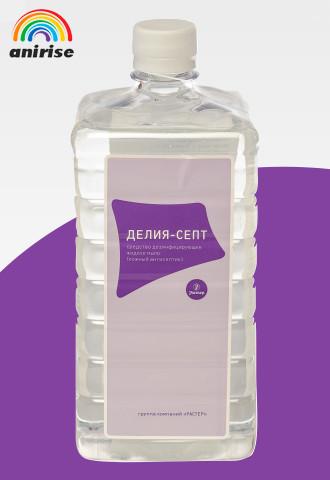 Кожный антисептик 1 литр (жидкое мыло)