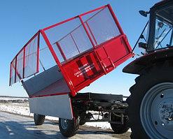 Прицеп самосвальный тракторный 2ПТС- 5