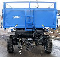Прицеп самосвальный тракторный 2ПТС-6,5 для перевозки зерновых культур, фото 1
